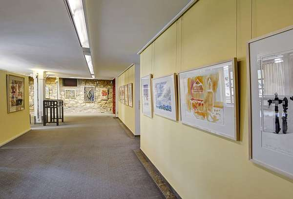 Ausstellung in der Kunststiftung Hohenkarpfen