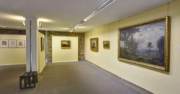 Ausstellung in derKunstsstiftung